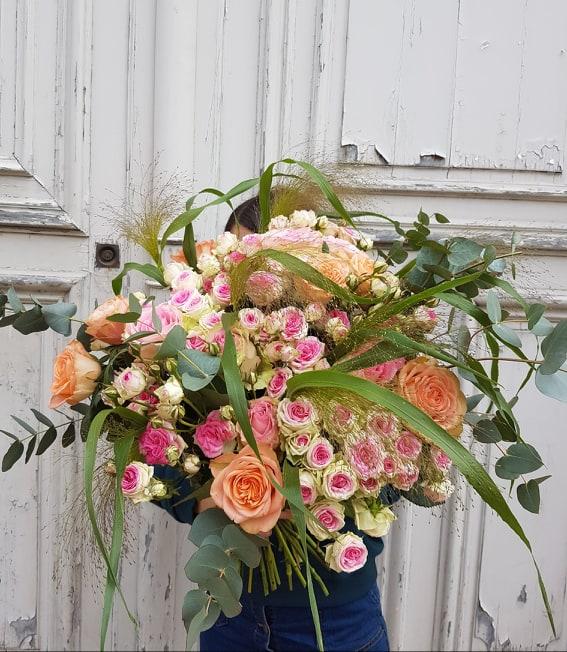 bouquet ton chaud