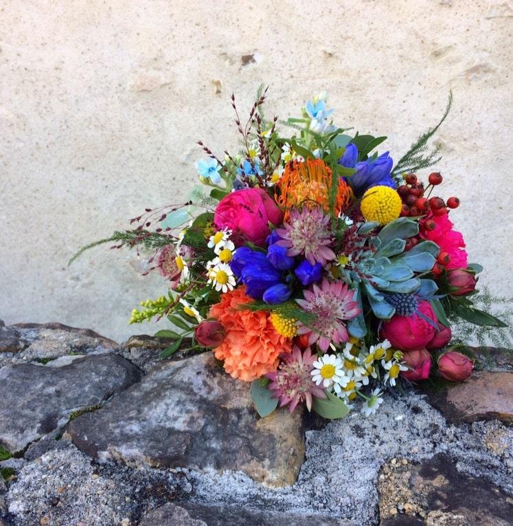Box florale