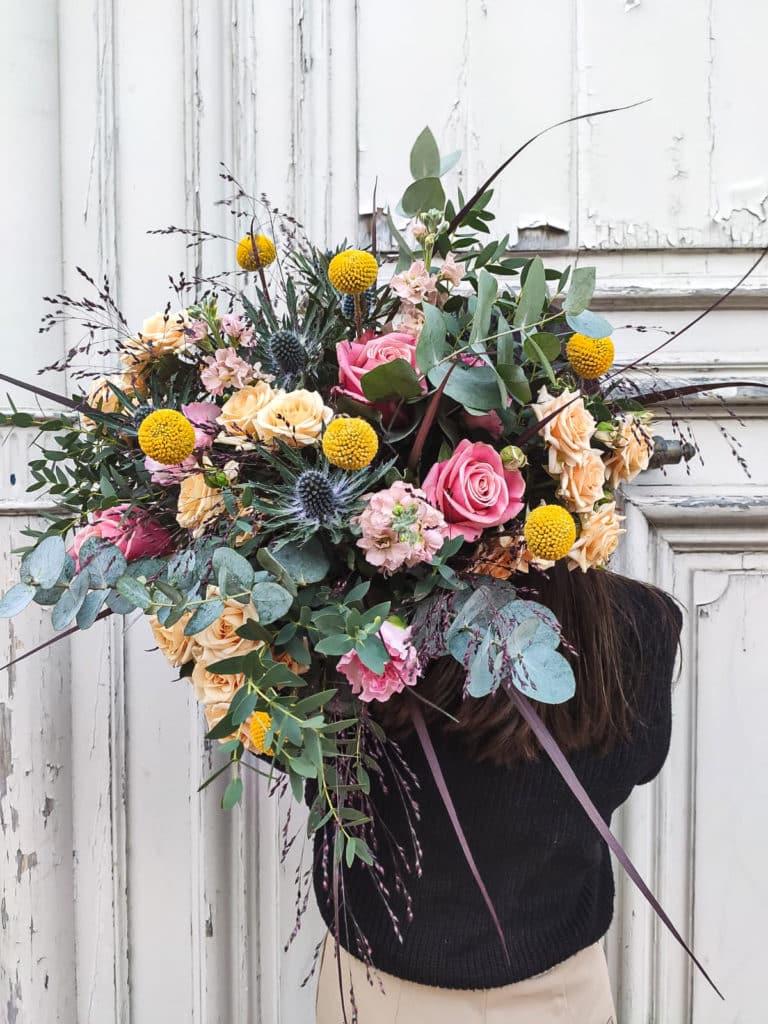 Bouquet friandise