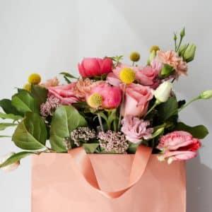 Box floral mensuelle