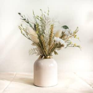 Vase de fleurs séchées - petit